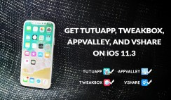 How to Get All Tweaked Apps in One App - Tutuapp, Tweakbox, Appvalley, And Vshare on iOS 11.3