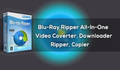 Blu-ray Ripper All-In-One Converter Creator Ripper, Copy and Downloader Software