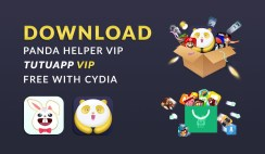 Get Panda Helper VIP, Tutuapp VIP Free - iOS 11.3.1 (With Jailbreak)