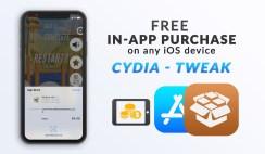 How to Get Free In-App Purchase - iOS 11.3.1 Jailbreak Tweak