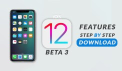 """""""Download"""" iOS 12 Beta 3 New Features: What is New?"""