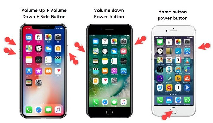 How to Fix iPhone Stuck At \u201cAttempting Data Recovery Failed\u201d  wikigain