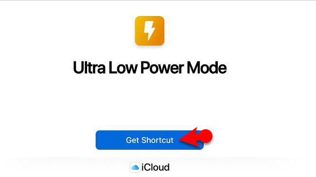 Create Ultra-Low Power Mode Using Siri Shortcut App (iOS 12)