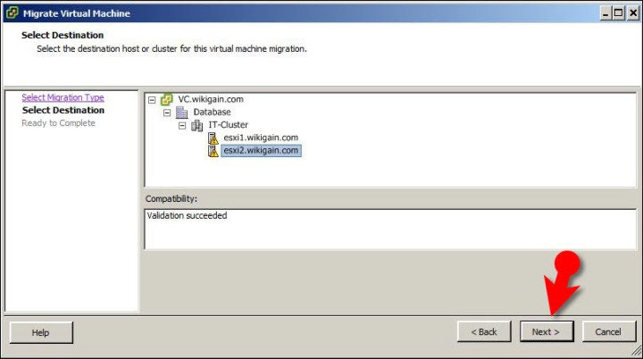 how to Build vSphere Infrastructure on Windows Server 2008 R2 vMotion