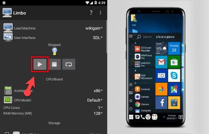 "Install Windows 10 on Android Devices ""No Root/Computer"""