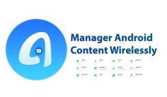 Wirelessly Manage Android Content Across Desktop, Web, and App