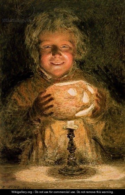 The Turnip Lantern by William Henry Hunt