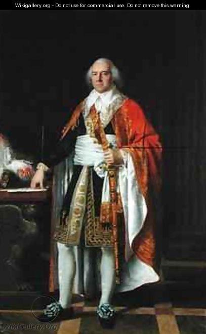 Charles Louis Francois Letourneur 1751-1817 - Jean Baptiste Francois Desoria