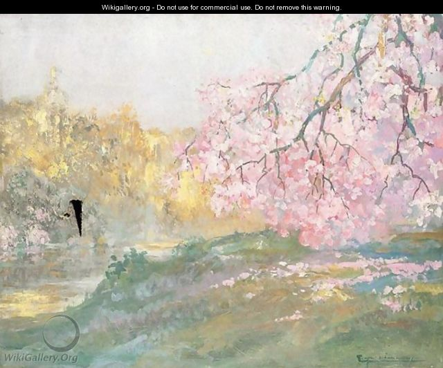 Cherry Blossom - Pierre Amede Marcel-Beronneau