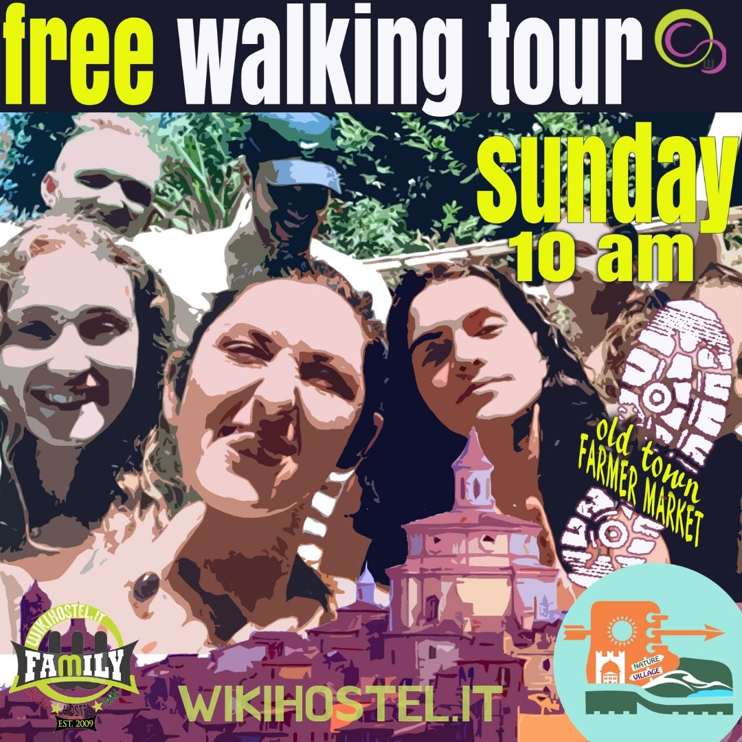 Wiki Hostel FREE WALKING TOUR