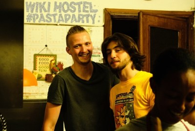 WIKI HOSTEL PASTA PARTY top friendly backpackers