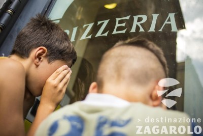 DESTINAZIONE ZAGAROLO - PIZZERIA - BIMBI