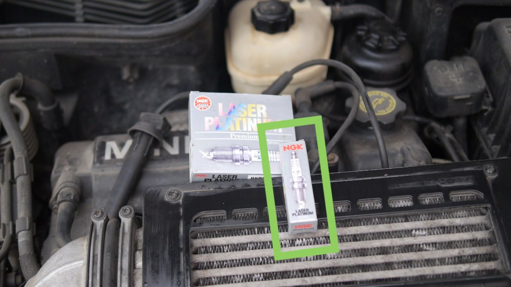 medium resolution of how to change spark plugs in a car