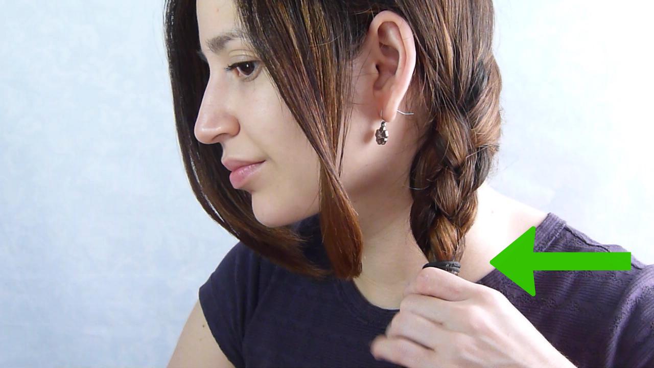 4 Ways to Side Braid Hair