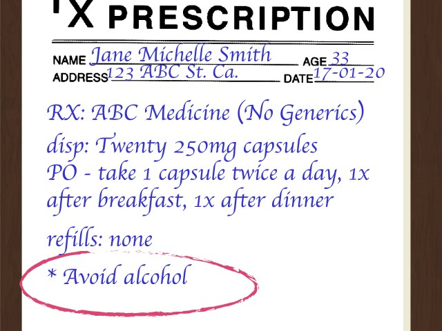 How to Write a Prescription: 16 Steps (with Pictures) - wikiHow