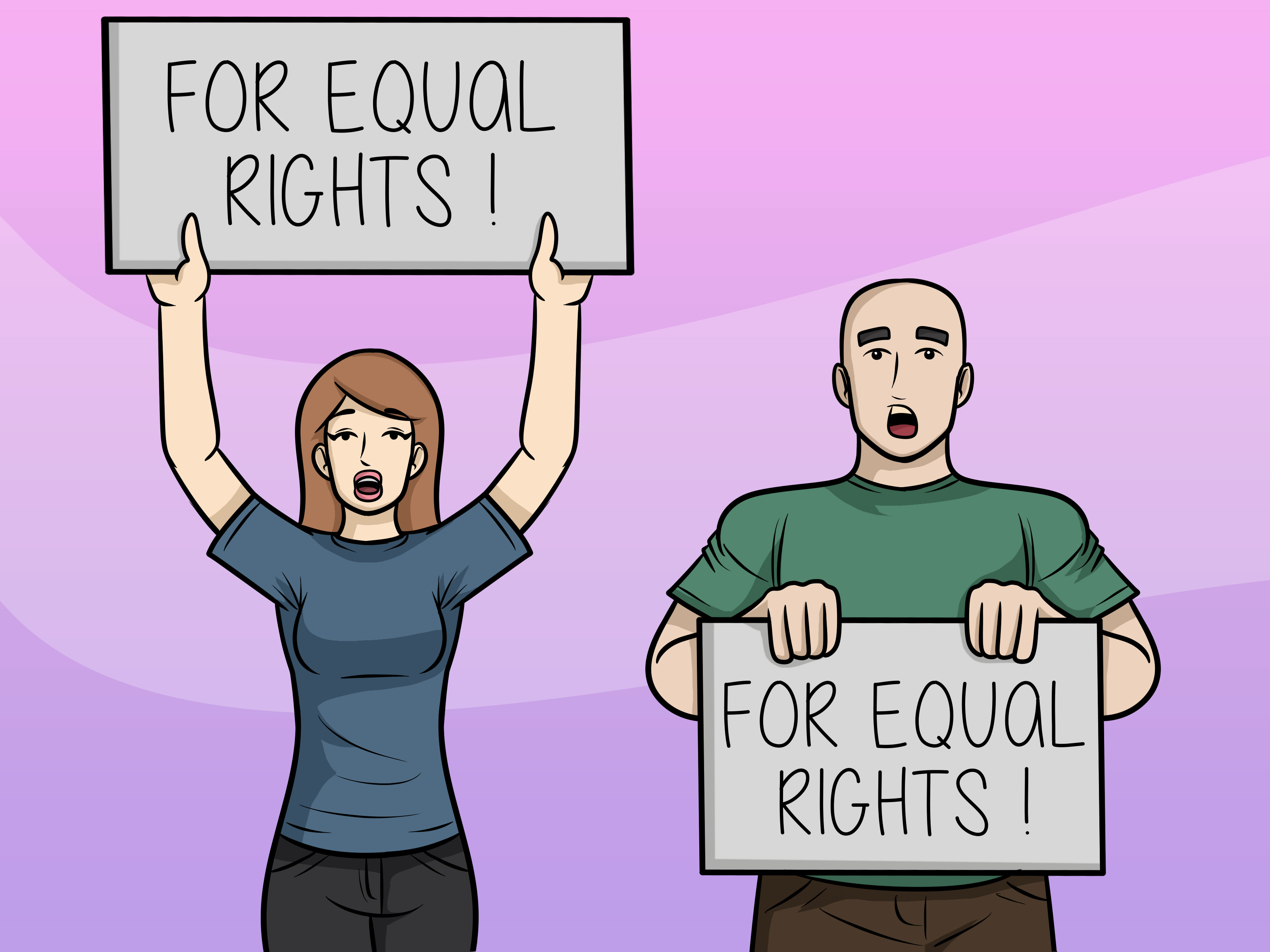 How to Be a Feminist As a Man: 14 Steps (with Pictures ...