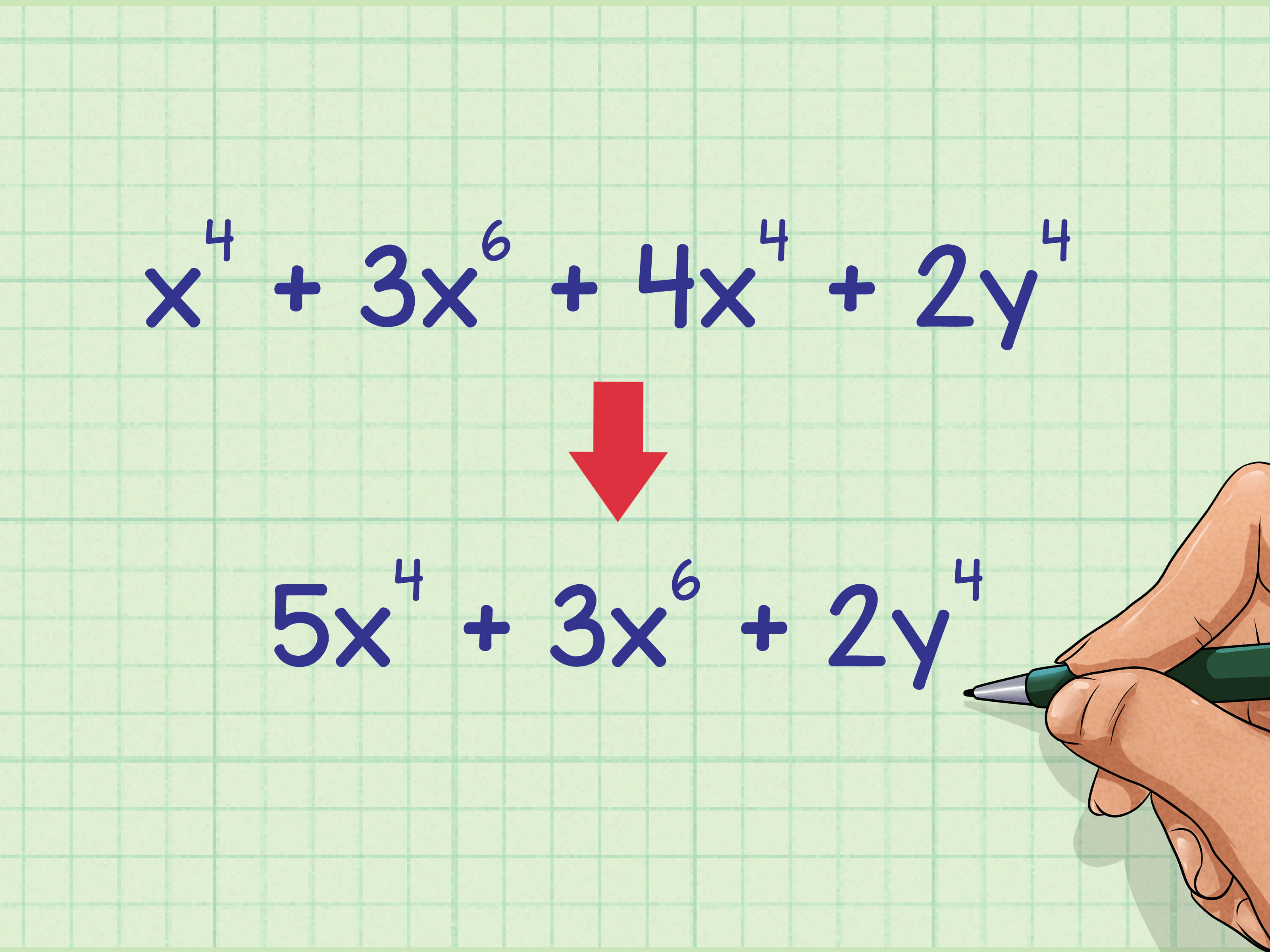 3 Ways To Add Exponents