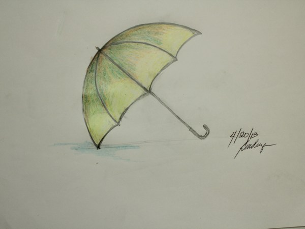 Draw Umbrella With - Wikihow