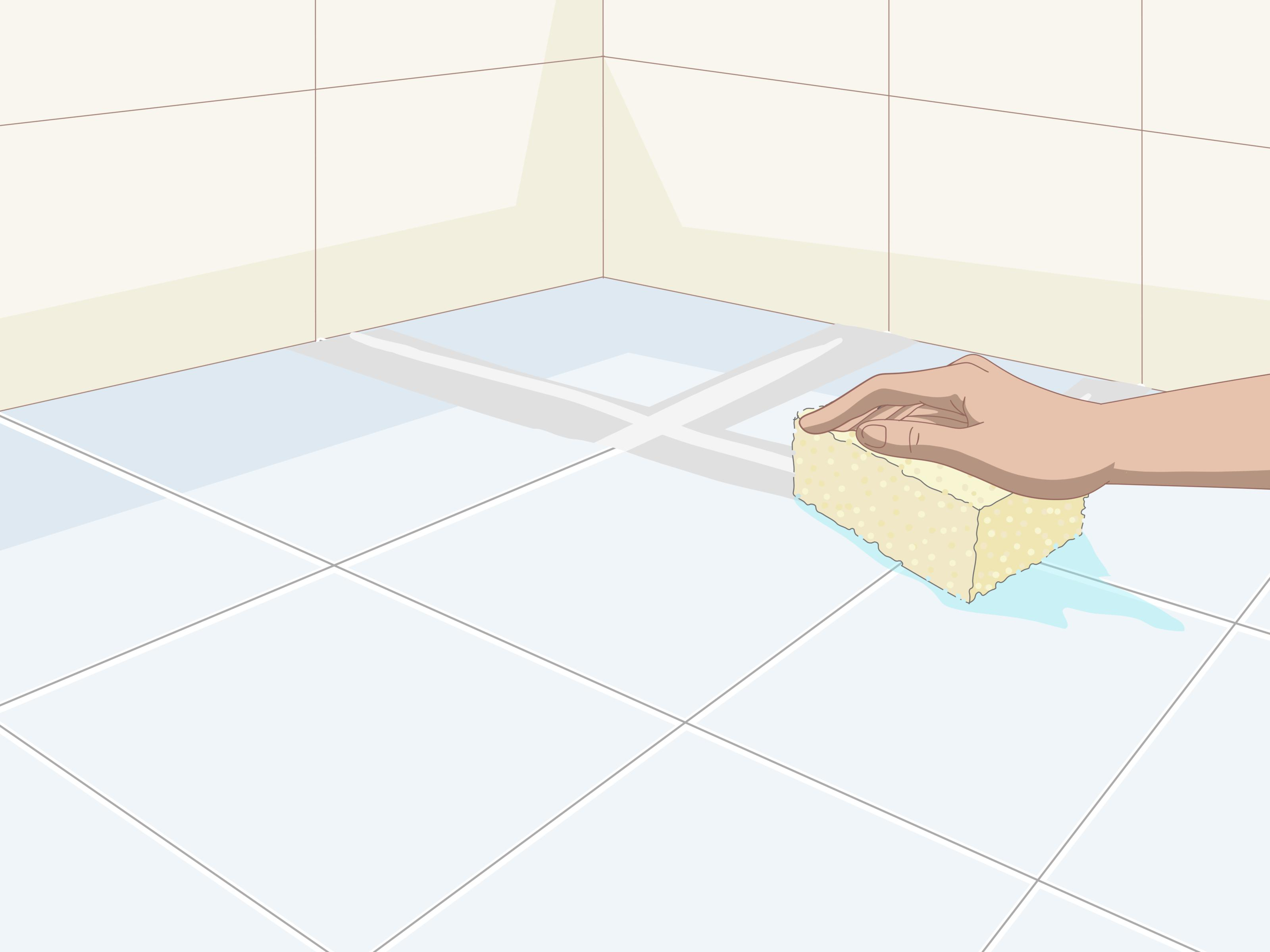 easy ways to replace bathroom tiles