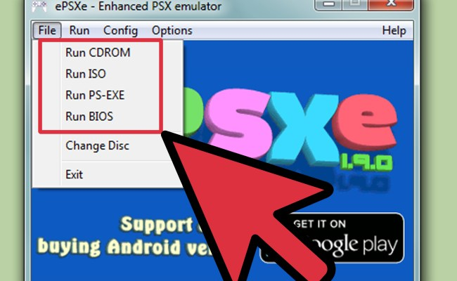 How To Play Psx Games On A School Computer 6 Steps