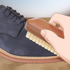 How To Remove Hair Dye Stain From Leather Sofa Sticky 4 Ways Suede Shoes Wikihow