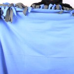 How To Make A Fleece Tie Blanket 15 Steps With Pictures