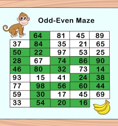 How to Teach Even and Odd Numbers: 10 Steps (with Pictures) [ 2400 x 3200 Pixel ]