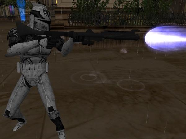 Star Wars Battlefront 2 Sniper