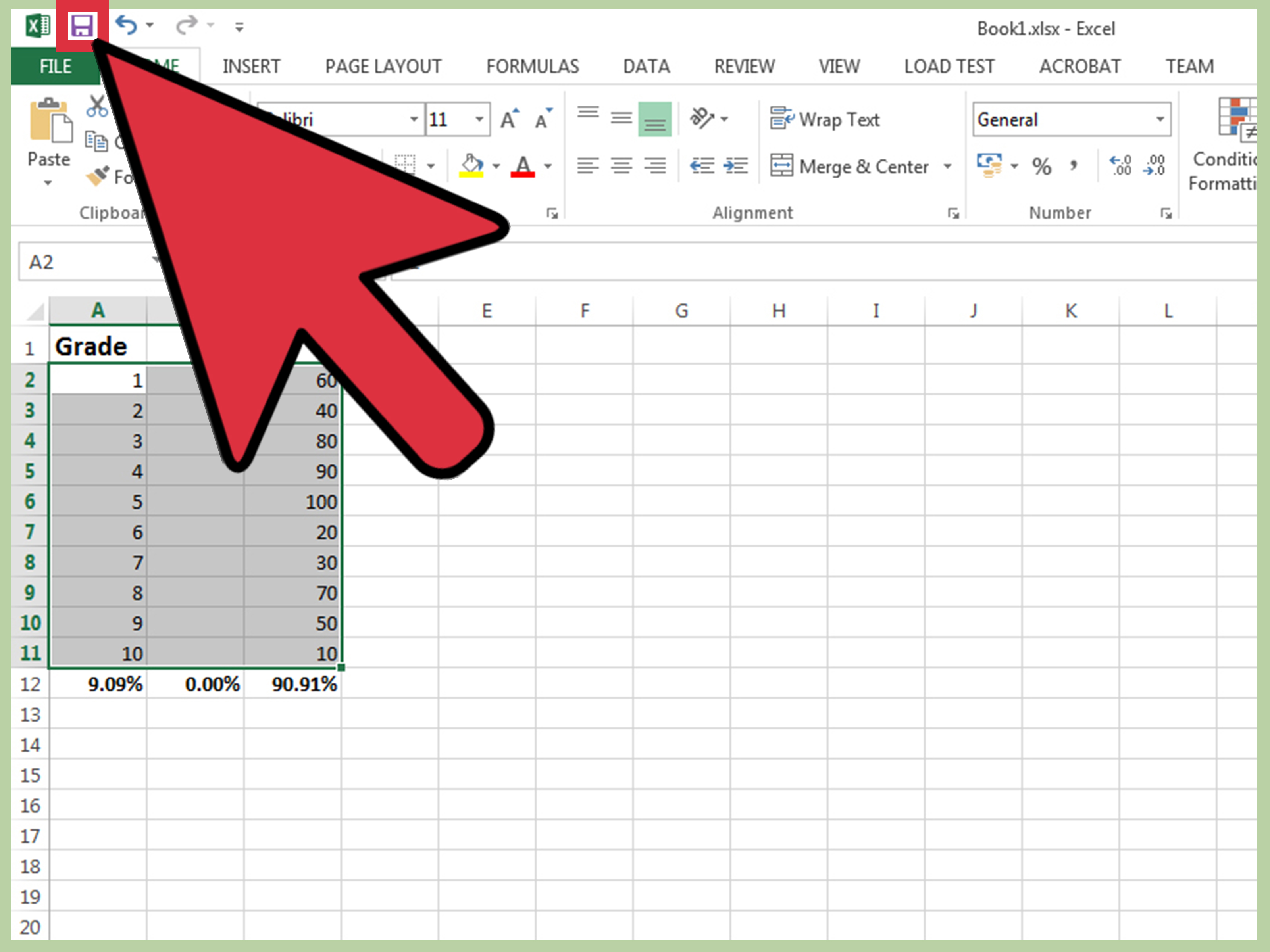 How To Use Quickysis In Excel 8 Steps With
