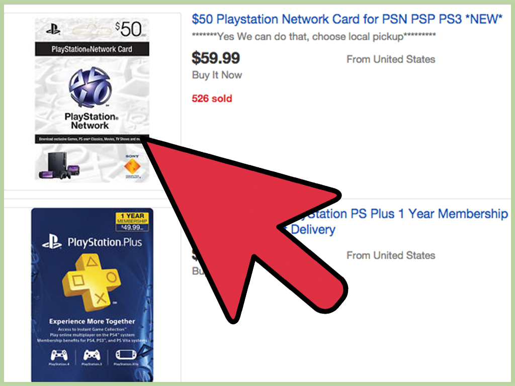 3 Ways to Buy PlayStation Network Credits  wikiHow