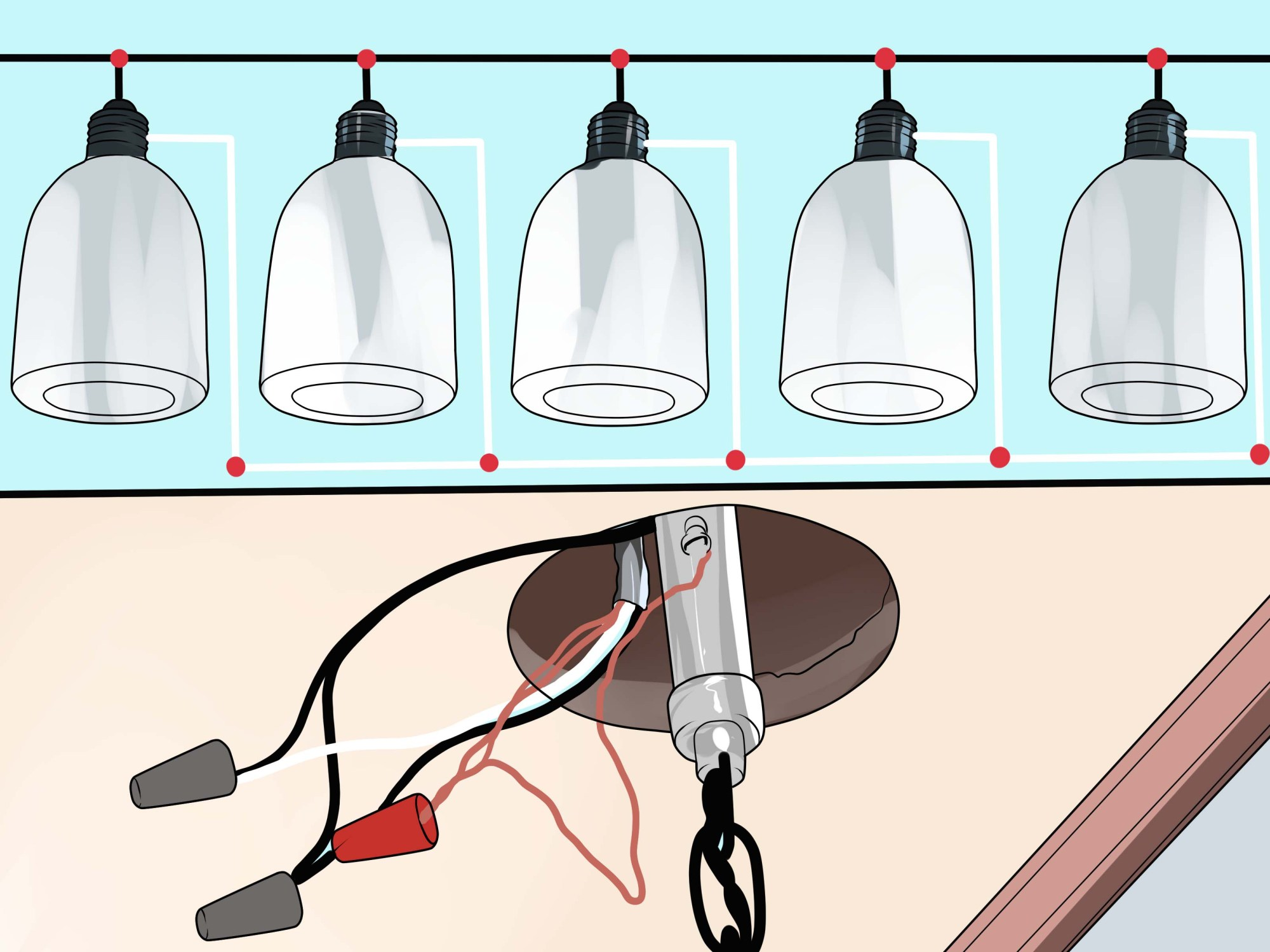 hight resolution of ceiling fan installation wiring diagram