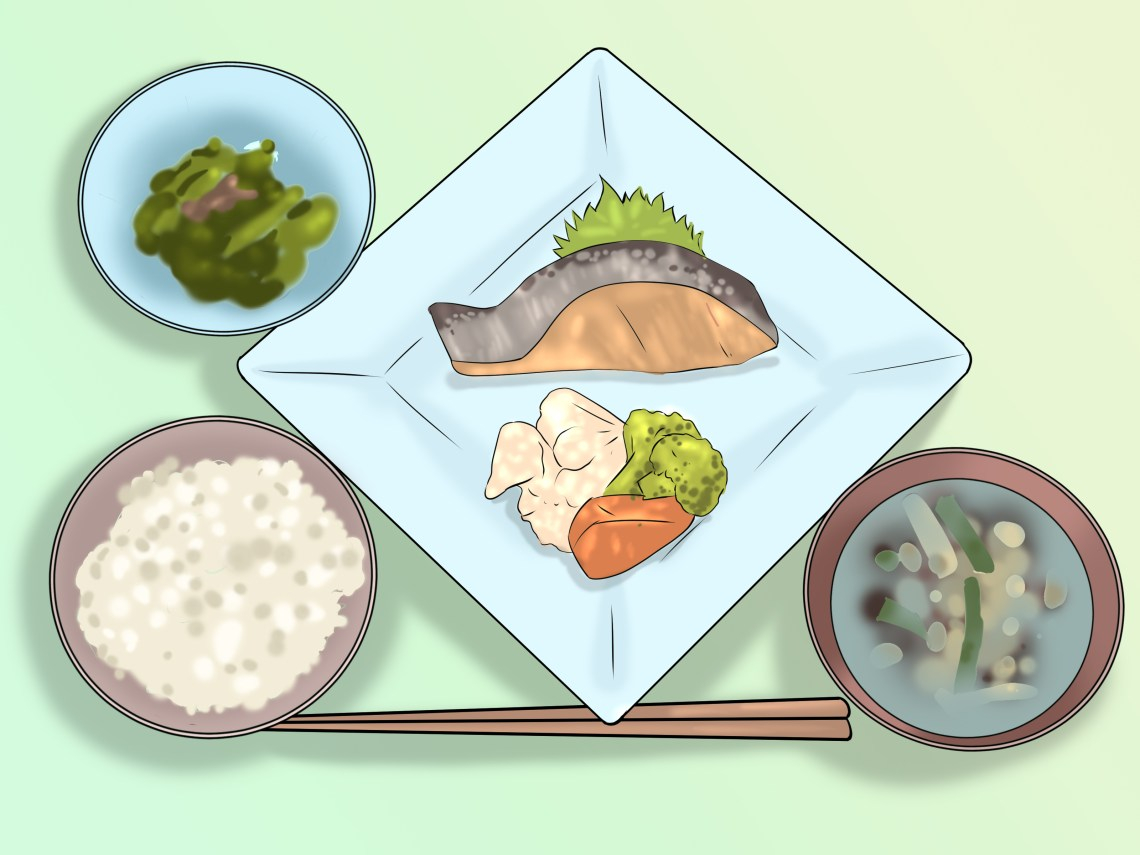 How to Lose Weight with the Asian Diet: 6 Steps (with ...