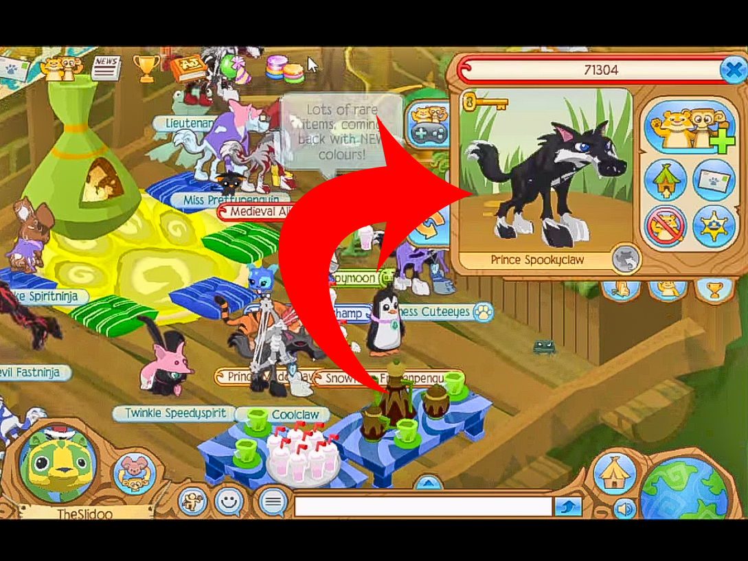 desk and chair animal jam small swivel how to make a space shuttle in 5 steps with