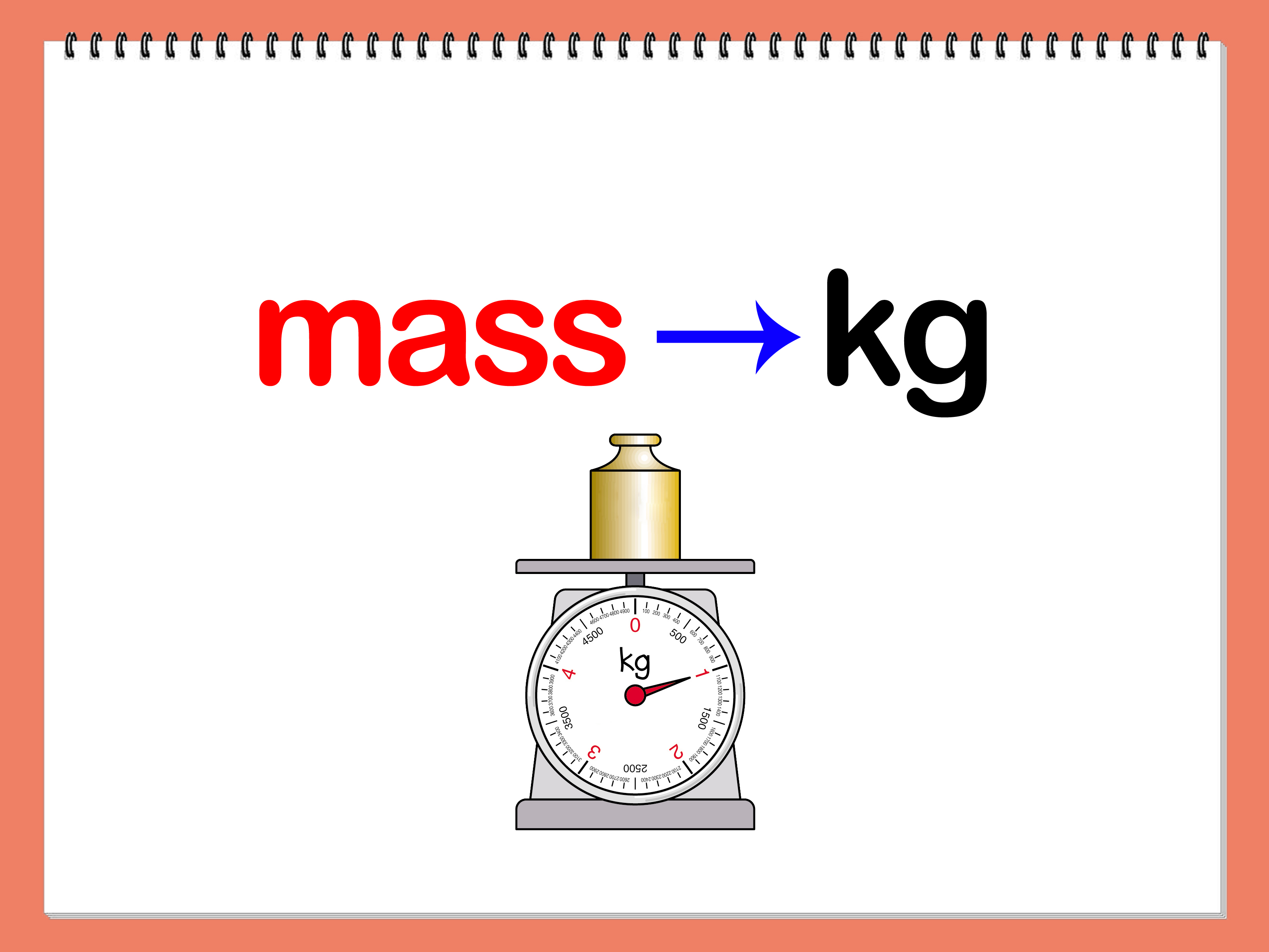 3 Ways To Calculate Mass