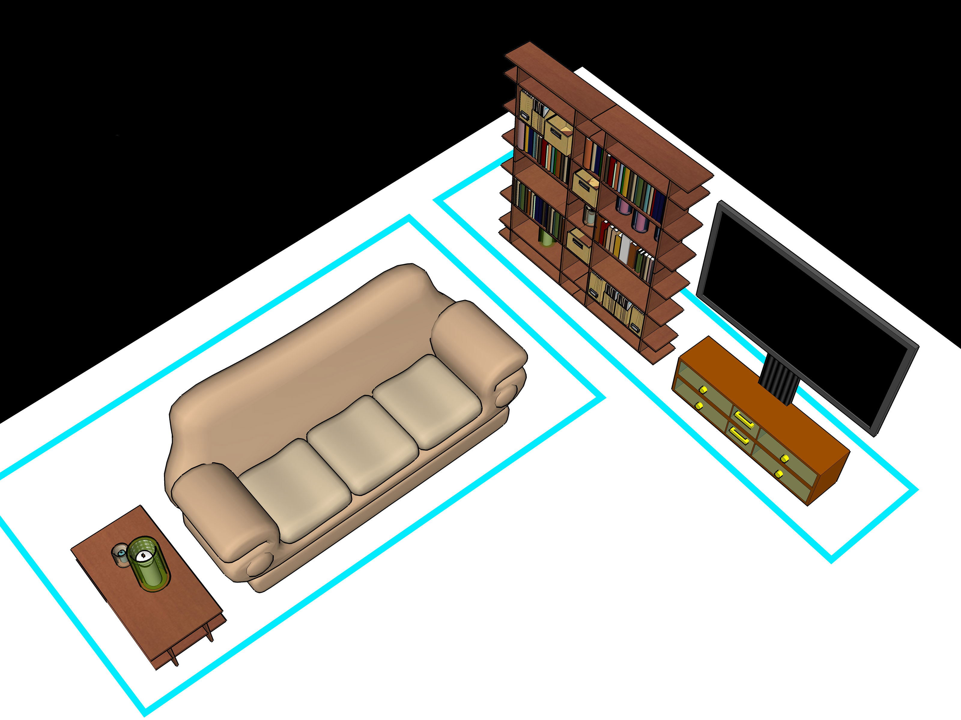 How to Arrange Your Furniture with Pictures  wikiHow
