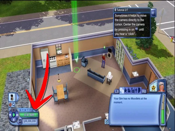 Sims 3 Xbox 360 Money Cheat Print Store Deals - Year of