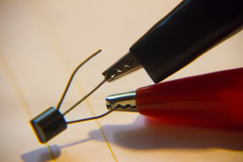 small resolution of how to test a transistor