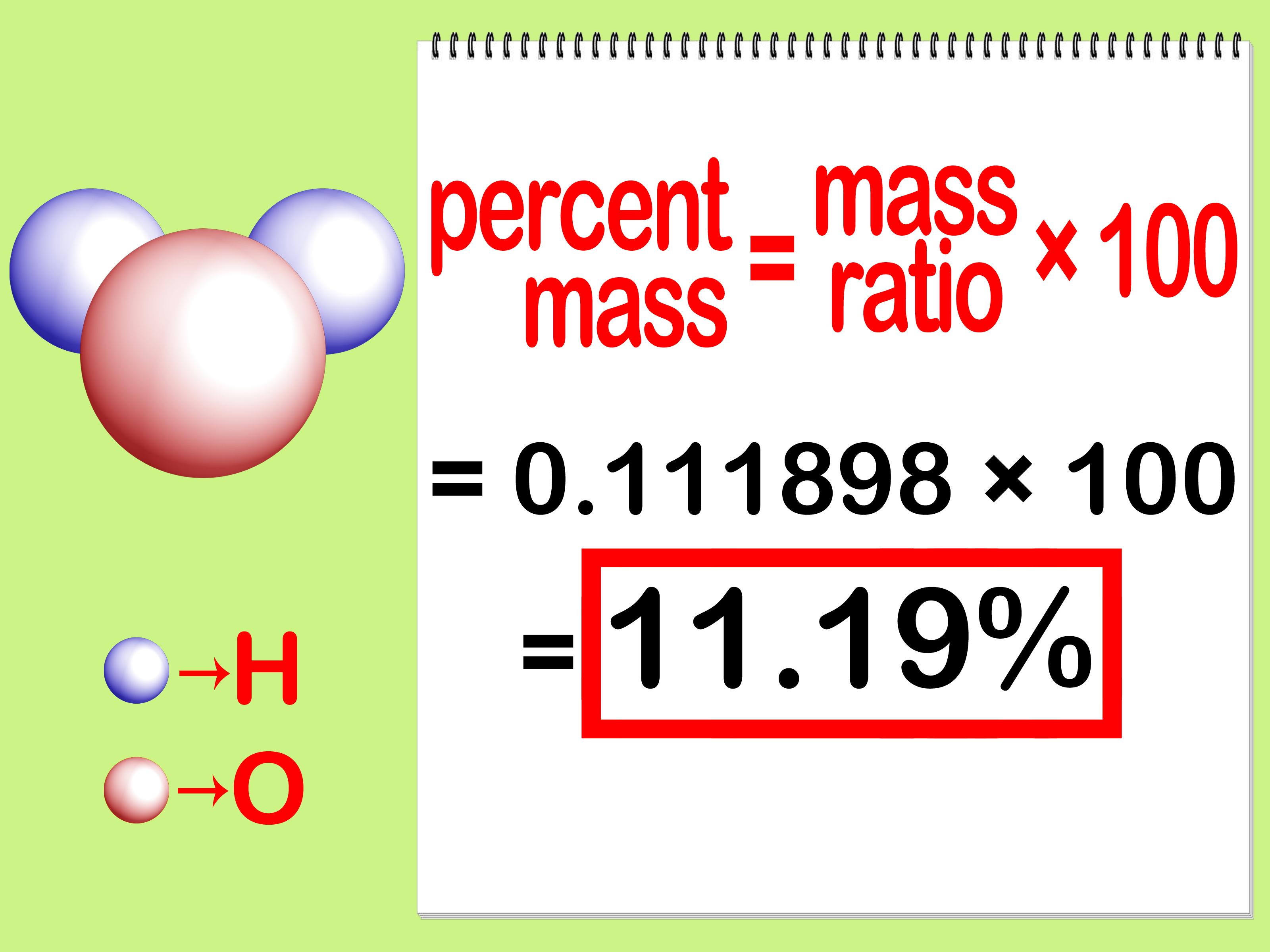 3 Ways To Calculate Mass Percent