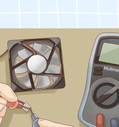 how to test an evaporator fan motor [ 3200 x 2400 Pixel ]