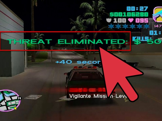 Cheats For Gta Vice City Screenshot 3