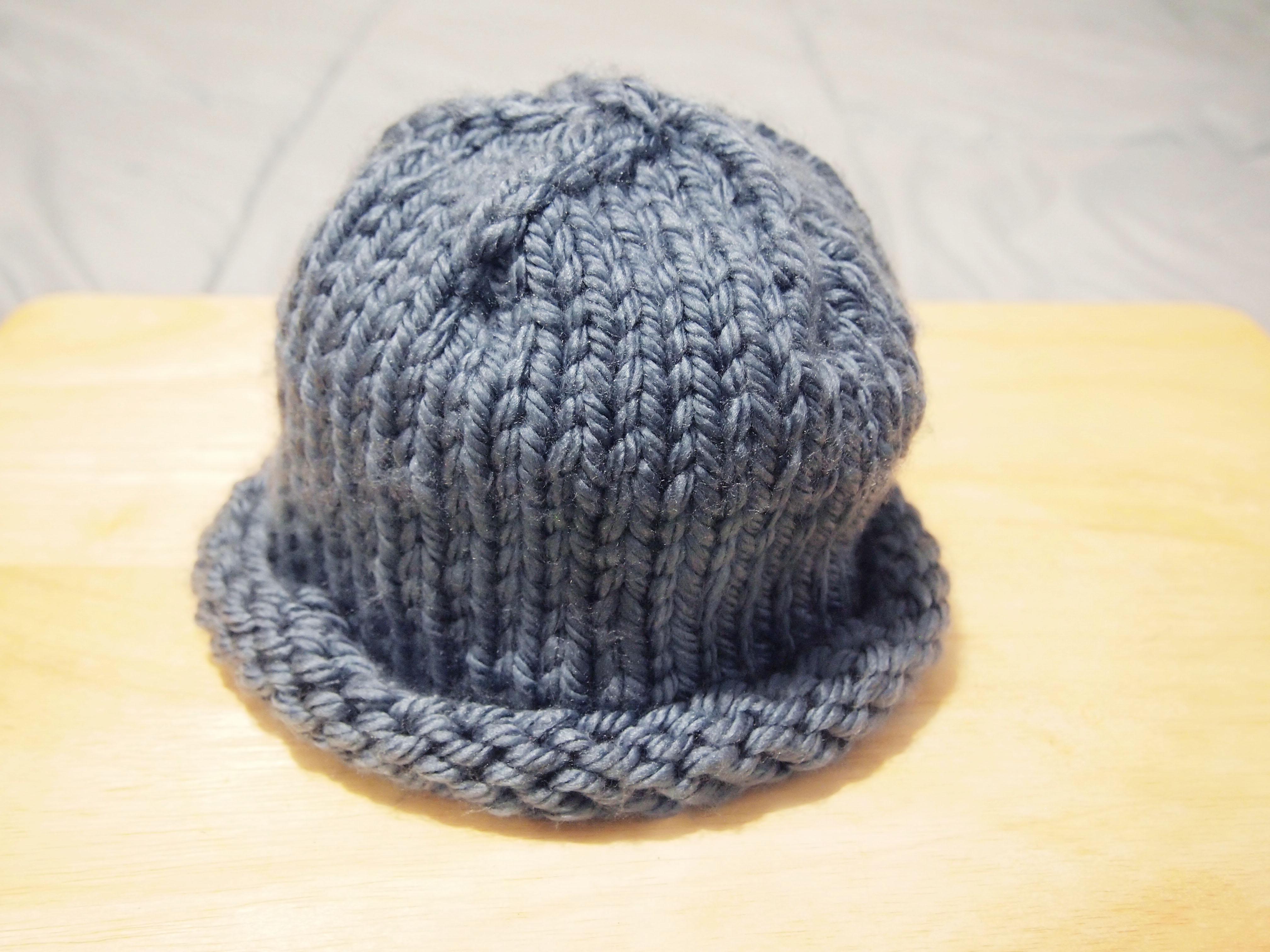 Free Easy Knitting Hat Patterns