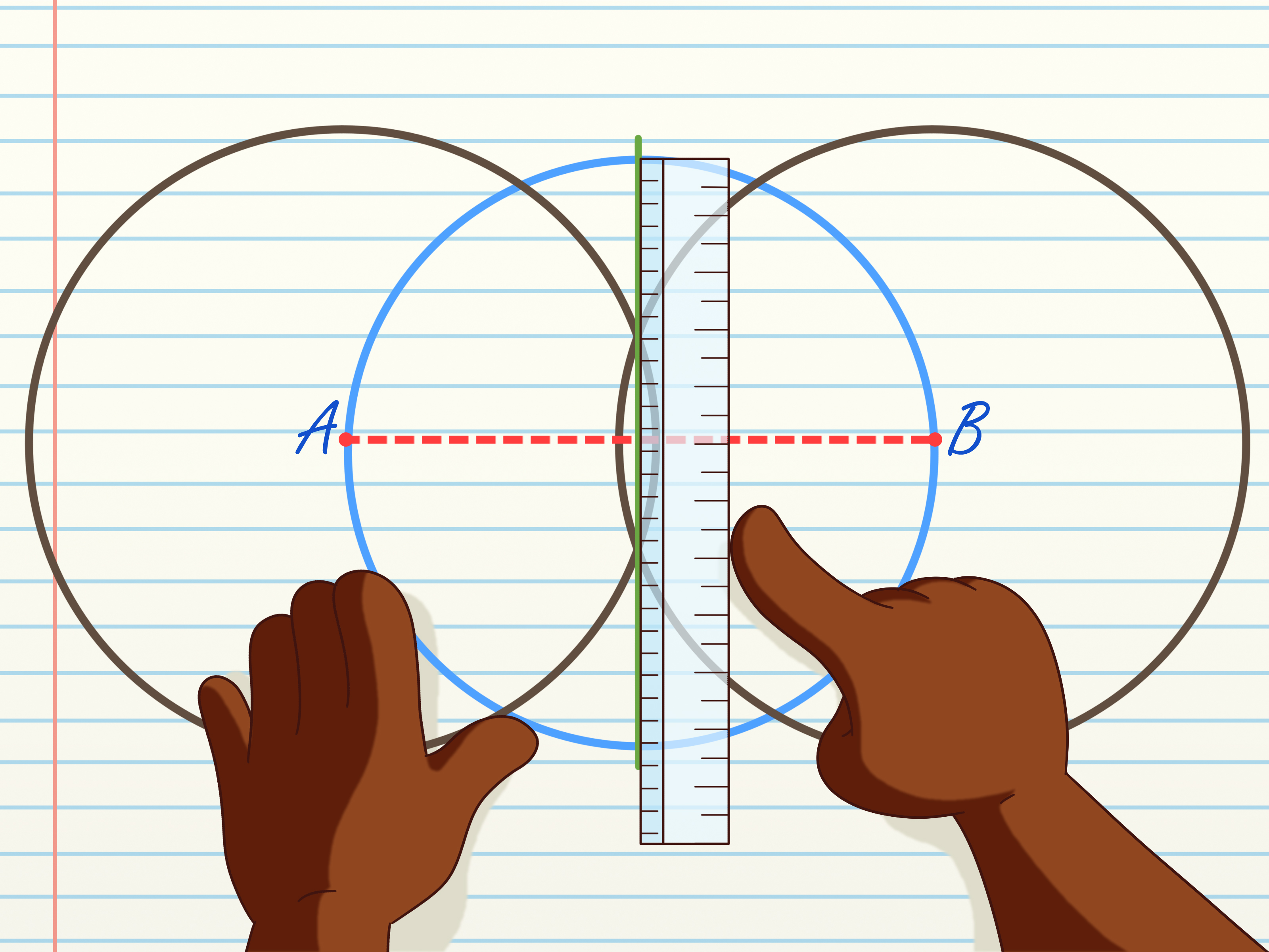 How To Find The Diameter Of A Circle