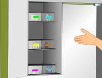 How to Organize Bathroom Cabinets: 7 Steps (with Pictures)