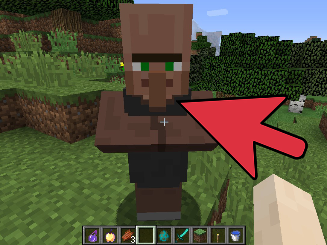 How to Heal a Zombie Villager in Minecraft: 6 Steps
