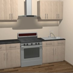 Kitchen Cabinets Set Barn House 6 Ways To Install Wikihow