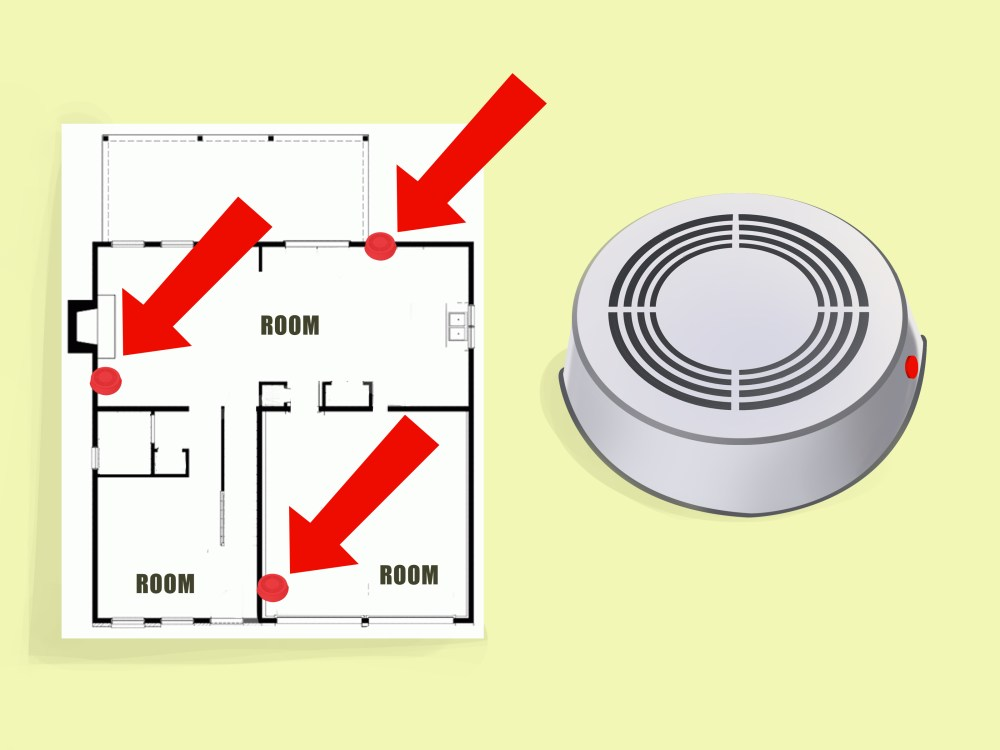 medium resolution of how to test a smoke detector