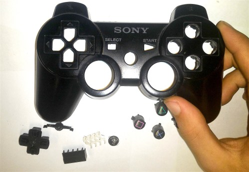 small resolution of how to disassemble a dual shock 3 controller 8 steps rh wikihow com playstation 3 controller