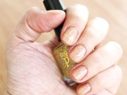 paint nails with nondominant