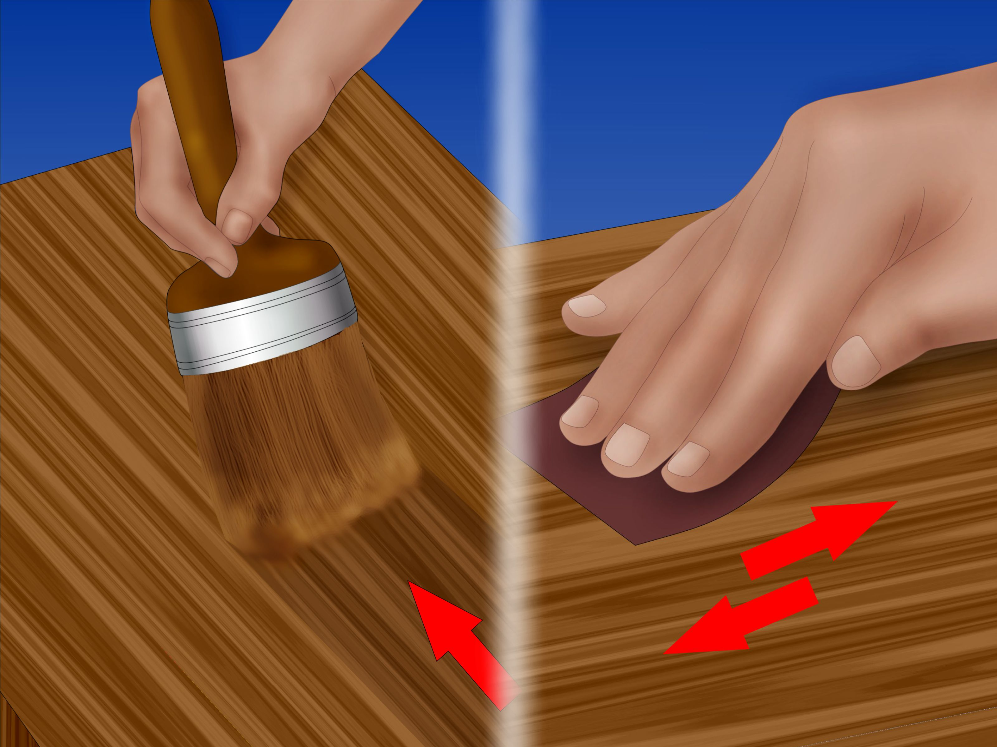 How to Apply Polyurethane 8 Steps with Pictures