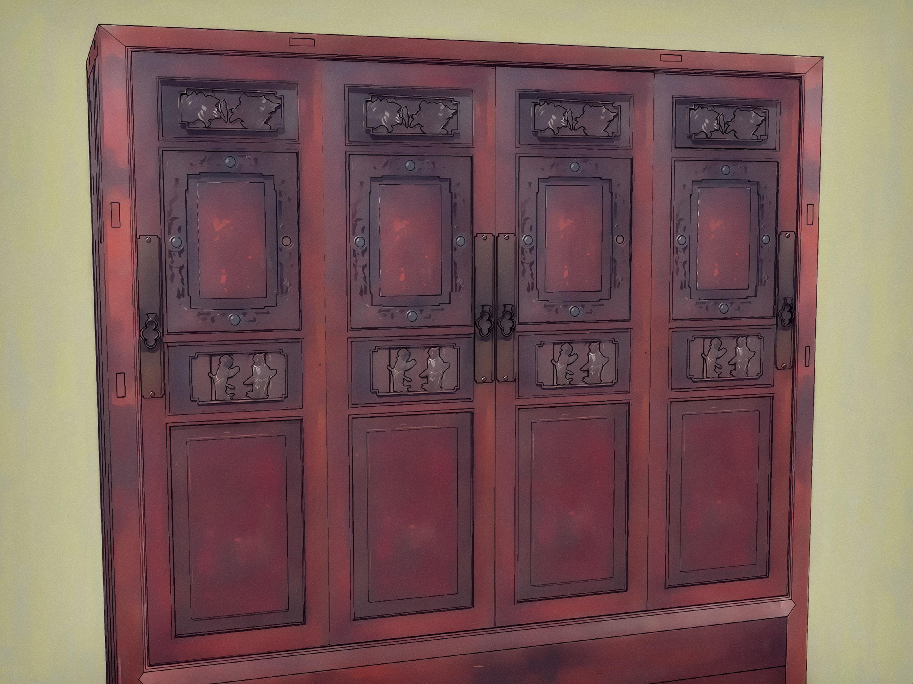 How To Lighten Stained Wood Doors